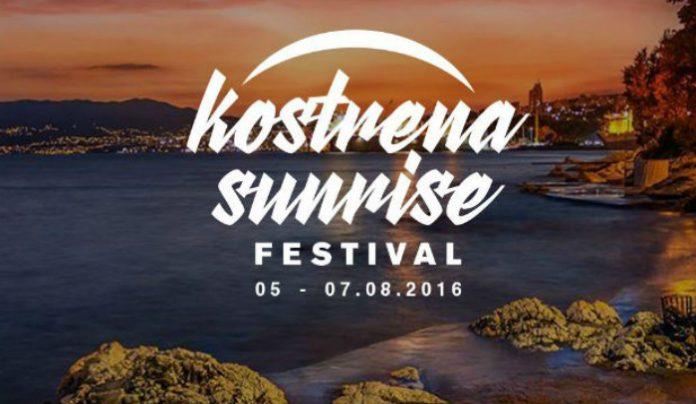 Kostrena Sunrise Festival 2016